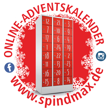 Adventskalender Spind Spindmax